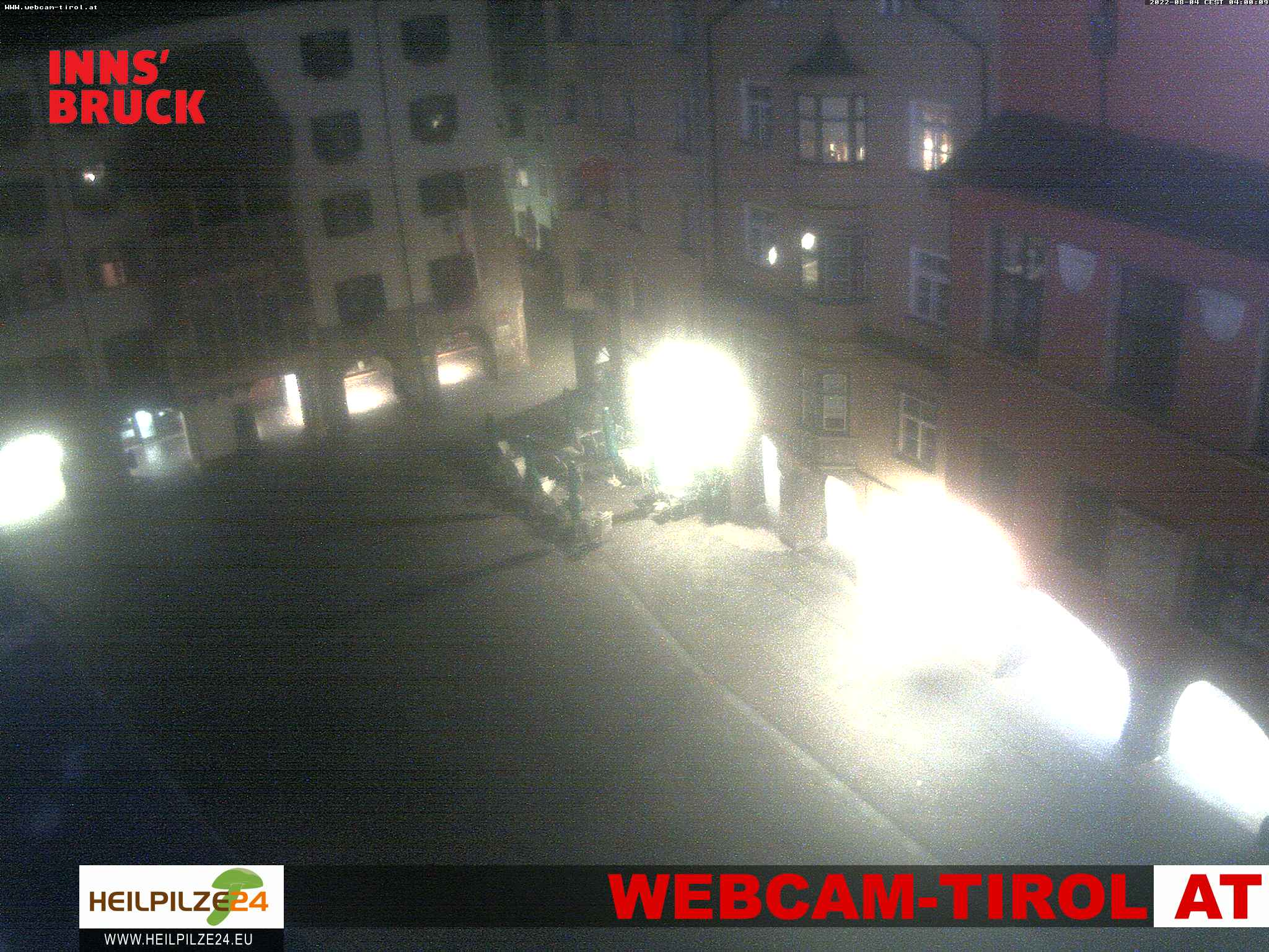 webcam goldenes dachl
