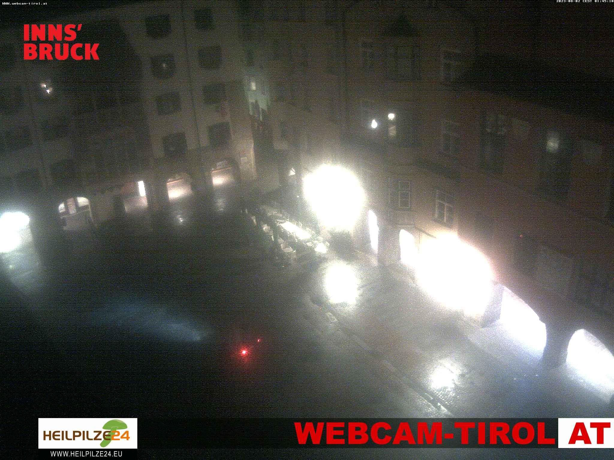 Innsbruck Altstadt Goldenes Dachl