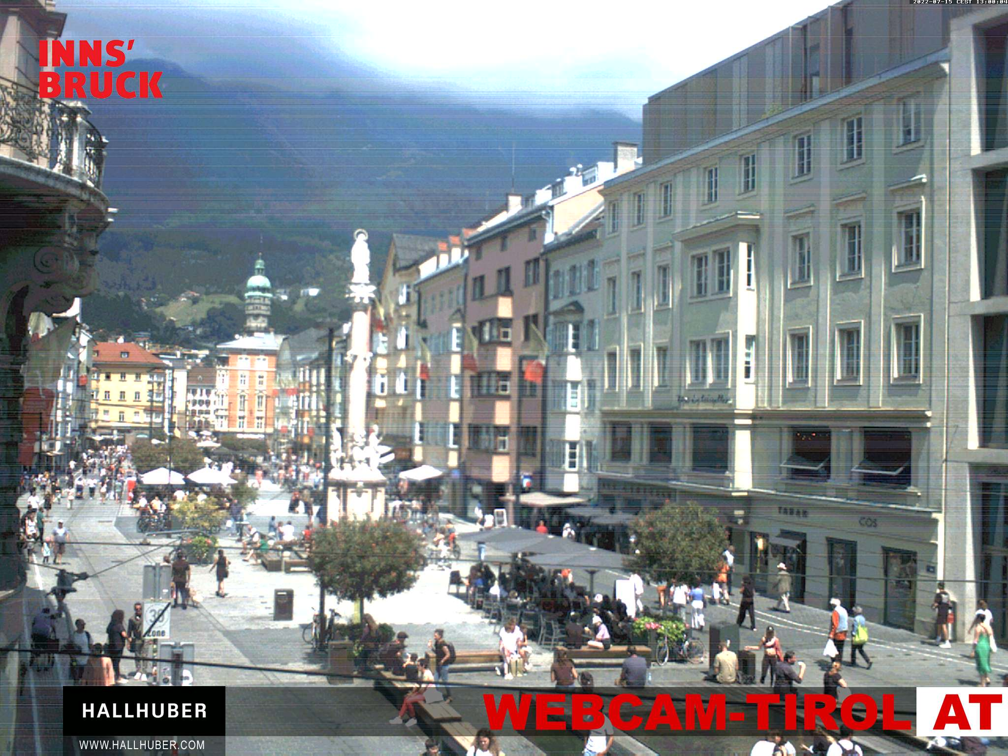 Innsbruck Webcam