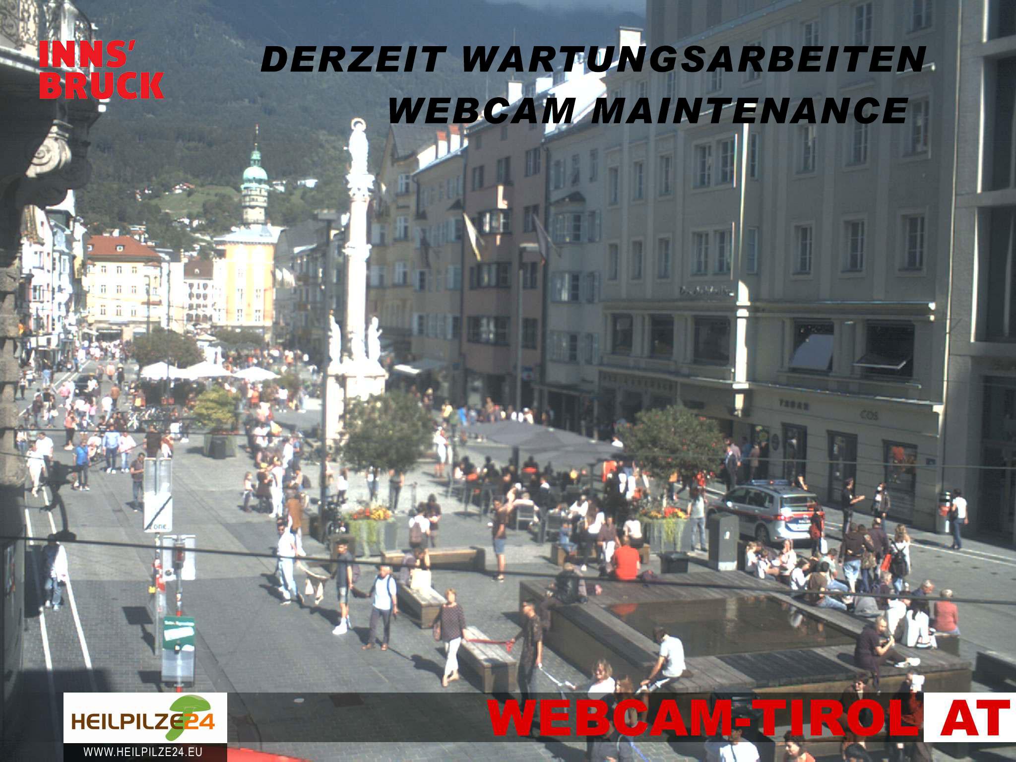 WEBkamera Innsbruck, Maria Theresienstrasse